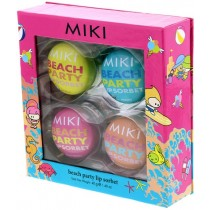 Miki - Beach Party Lip Sorbet