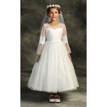 Beatrice dress - White