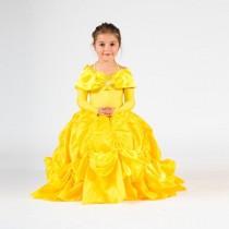 Belle Ballgown - Yellow