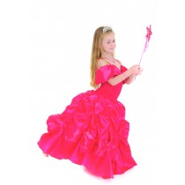 Belle Ballgown - Hot Pink