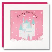 James Ellis - Shakies Card - Happy Birthday Castle