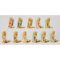Birthstone Fairy Figurines - (5cm)