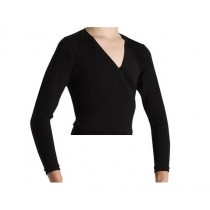 Ballet Crossover Top M.Dri - Black