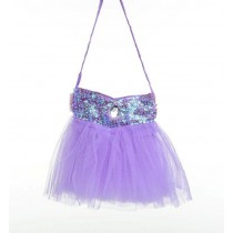 Fairy Girls Bling Bag - Lavender