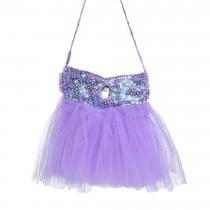 Fairy Girls Bling Bag - Lavender