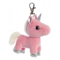 Aurora Blossom Unicorn Clip On