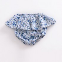 Bloomers - Blue Floral