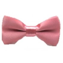 Kids Bow Tie - Baby Pink
