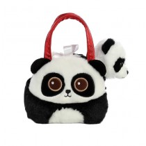 Fancy Pals Bright Eye Panda Pet Carrier