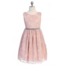 Brooke Dress - Blush