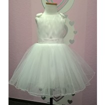 Brookie Dress - White
