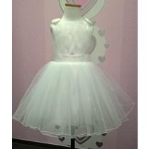 Brookie Dress - Ivory