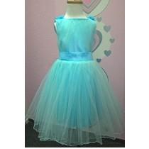 Brookie Dress - Blue - Size 3