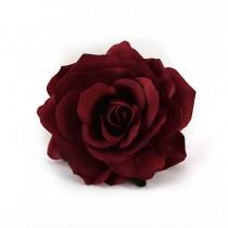 Flower - Burgundy