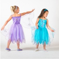 Organza Butterfly Fairy - Pink