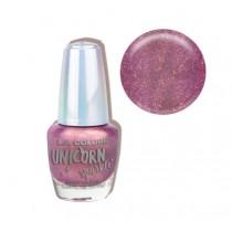 LA Colors Unicorn Sparkle Nail Polish - Candy Cloud