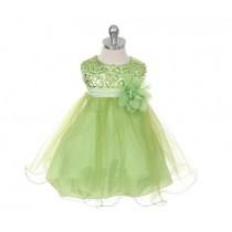 Carly Dress - Green