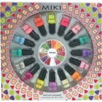 Miki - Nail Art Carousel (Fruity)