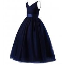Celia Dress - Navy