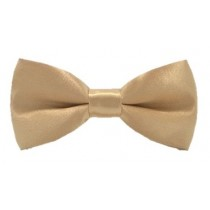 Kids  Bow Tie - Champagne