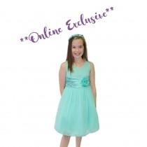 Chelsea Dress - Mint  - RRP: $95