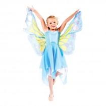 Chiffon Butterfly Fairy - Blue