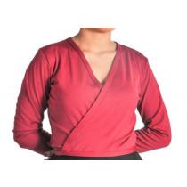 Ballet Crossover M.Dri - Burgundy
