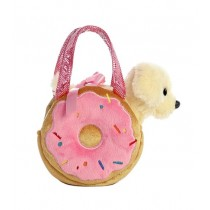 Fancy Pals Yummy Pet Carrier (Donut)