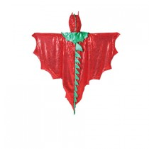 Dragon Cape - Red