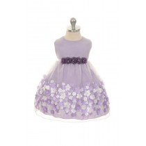 Elise Dress - Lavender