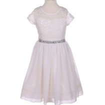 Erica Dress - Off White