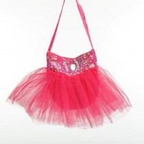 Fairy Girls Bling Bag - Hot Pink