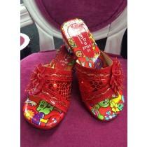 Princess Heels - Red (Style - F7159)