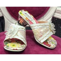 Princess Heels - White (Style - F7159)