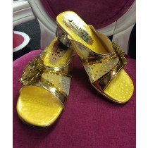 Princess Heels - Gold (Style - F7178)