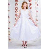 Faith Dress - White