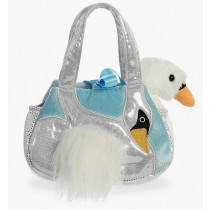 Fancy Pals Fiona Swan Pet Carrier