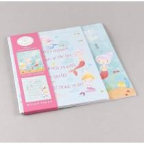 Floss & Rock - Mermaid Set of 2 Notebooks