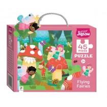 Junior Jigsaw Small: Flying Fairies
