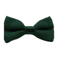 Kids  Bow Tie - Forrest Green