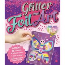 Crafting Fun Glitter & Foil Art