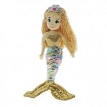 Mermaid Doll - 45cm - Gold