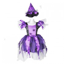 Witches Dress & Hat