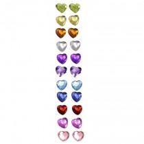 Magnetic Heart Earrings