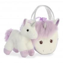 Fancy Pals Plush Heather Unicorn