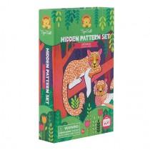 Tiger Tribe - Hidden Pattern: Animals