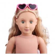 "18"" Doll Sunglasses - Hot Pink"