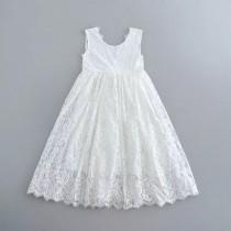 Adelaide Dress - White