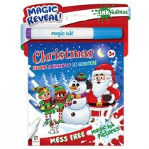 INKredibles: Christmas Magic Reveal Magic Ink Pictures