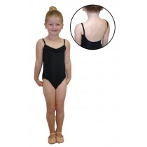 Julie Leotard - Black - Micro Dri